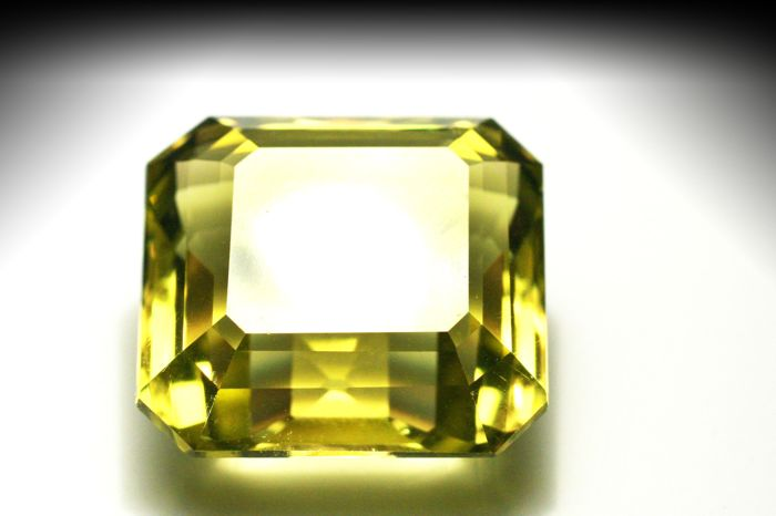 Lemon quartz –  29.02 ct