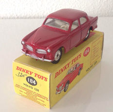 Dinky Toys - Scale 1/43 -  Volvo 122 S No.184