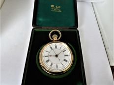 Swiss lever pocket watch --- ref no 275