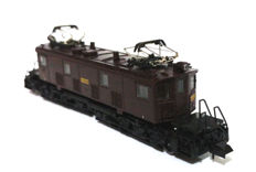 MicroAce N - A3201 - Electrical Locomotive Type ED-53-1 from the JR
