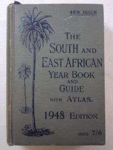 A. Gordon Brown - South and East African Year Book & Guide - 1948