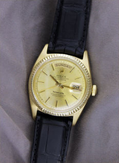 Rolex Day-Date – 1970s – Tiffany