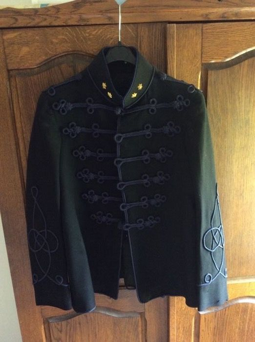 Uniform jacket Hussars of Boreel