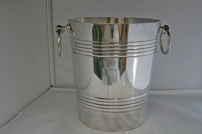Champagne cooler, Wiskeman, 20th century