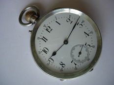 H.J. & Co Geneve pocket watch- ca 1910