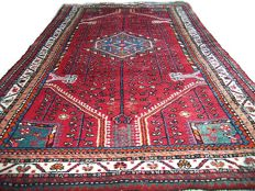 Tribal Shiraz Carpet - South Iran - 20th Century