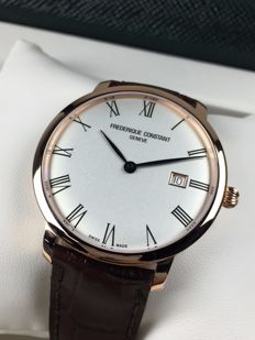 Frederique Constant Classics Slimline Automatic  ref: FC-306MR4S4  – men´s wristwatch