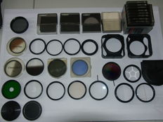 COKIN- CENEI filter and trick lenses