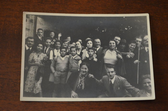 HISTORY OF AN ITALIAN FAMILY  PHOTOS/POSTCARDS from the World War I to the  early Fifties  - Catawiki