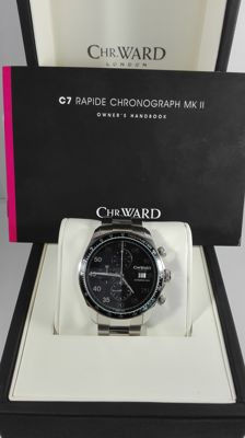 CHR. WARD – C7 Chronograph MK II – Men's – 2015