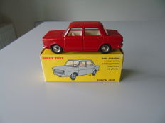 Dinky Toys-France - Scale 1/43 - Simca 1000 No.519
