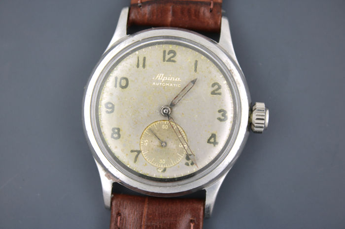 Alpina – men's watch – circa 1970