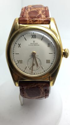 Rolex – Oyster Perpetual Bubbleback – 1942