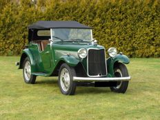 Armstron - Siddeley - New 12 hp Sports Tourer 4 seater Deluxe - 1936