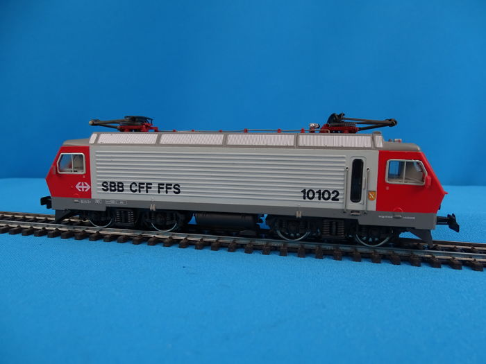 Märklin Hamo H0 - 8323 - Electric locomotive Series RE 4/4 of the SBB CFF FFS