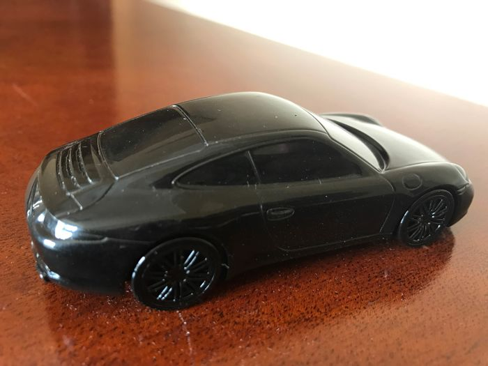 Porsche 911 Carrera Black Edition - Paperweight