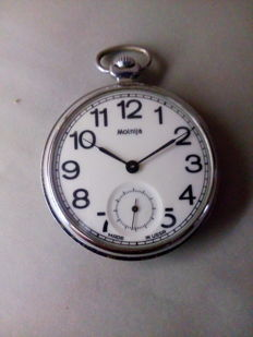 Molnija - soccer – USSR Russian pocket watch