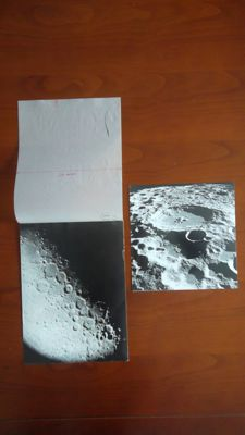 The Moon, from afar and up close (1972)