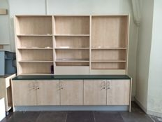 Manufacturer and designer unknown - office cabinet from the City Museum of Zutphen