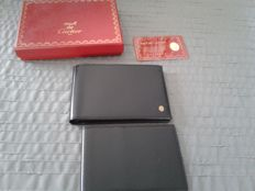 Cartier, men's wallet and card holder