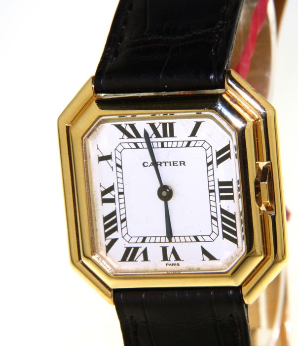 Cartier Wristwatch - (our internal #8114)