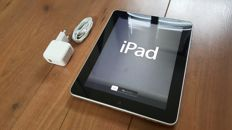 Apple iPad 1 (A1219), 32GB wifi with new charger, etc.