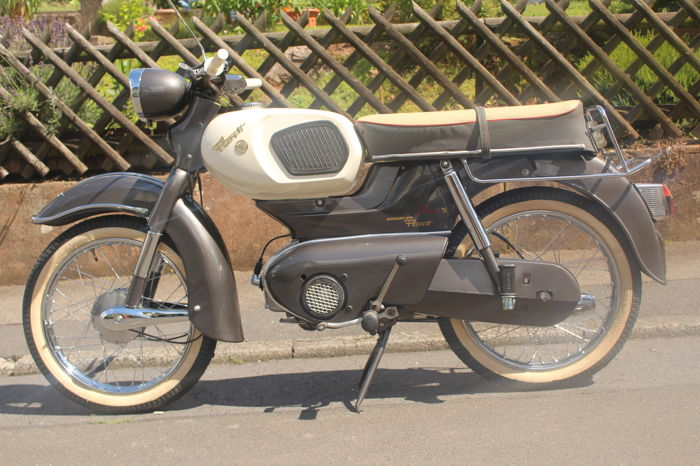 Kreidler - Super TS 5-Speed - 1966