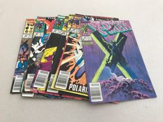Collection Of Marvel Comics - Classic X-Men / Uncanny X-Men - Includes Rare Mark Jeweler Insert Variants - x25 (1989/1991)
