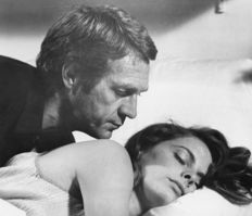 Unknown/Paramount Pictures - Steve McQueen and Kathryn Harrold - 'The Hunter' - 1980