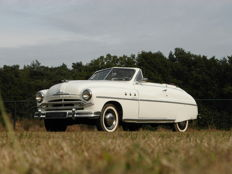 Ford - Vedette convertible - 1953