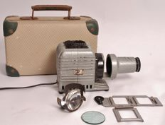 Orlux - Slide projector, mid-20th century