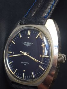 Longines -Admiral HF-Special Edition20 Olympic  Games Munich 1972-Ultra Rear
