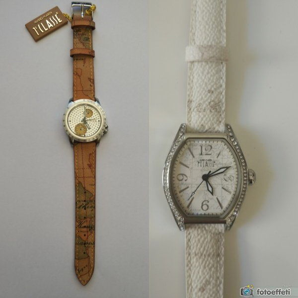 Lot of Alviero Martini Prima Classe - Two watches without reserve price