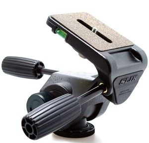 Slik SH-909 3-way tripod head - New (1668)