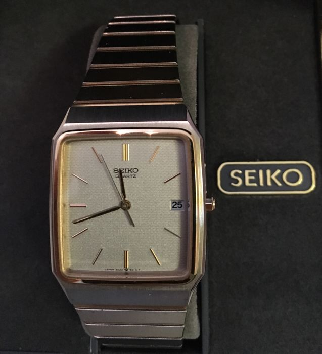 Seiko Quartz Wristwatch