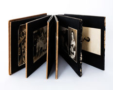 Japanese album early 20th - Anonymous Photographer
