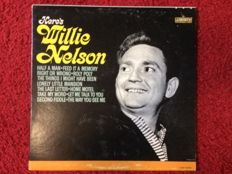 "Willie Nelson -""Here's Willie Nelson"" (1963)"