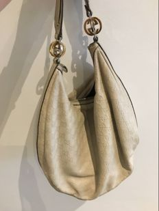 Gucci – large Guccissima Hobo bag