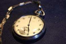 Longines - Modernist Pocket Watch - around 1947