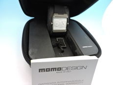 Momo Design dual time GMT  - Men's watch