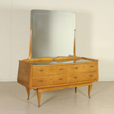 Unknown designer – Chest of drawers with mirror