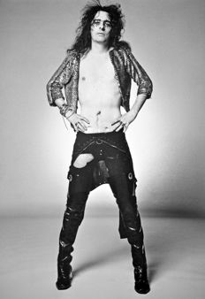 Terry O'Neill (1938-)/Hatton/Scope Features/Farabola archives - Alice Cooper - 1970
