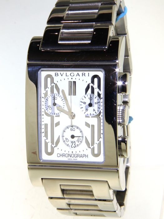 Bulgari Chronograph - Wristwatch - (our internal #3556)