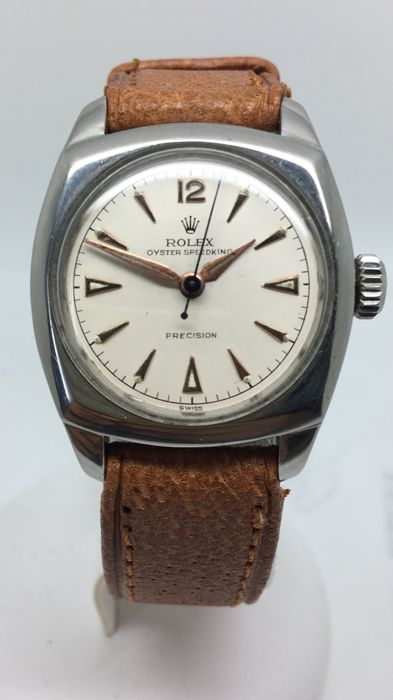 "Rolex – Oyster Speedking ""Army"" – 1941"
