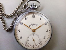 Molnija pocket watch 15 Jewels
