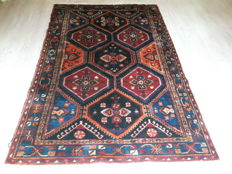 Very Beautiful Hand-knotted Persian - Bakhtyar 140cm x 220cm With certificate!