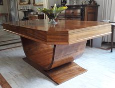 Producer unknown - Vintage dining table in Art Deco style