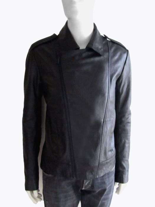 Calvin Klein – Exclusive leather Biker jacket