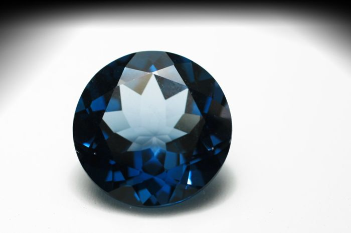 London Blue Topaz – 5,43 ct