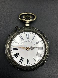 Roskopf copy watch, late 19th century